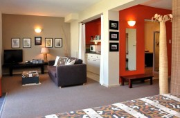 studio 2 self catering or bed and breakfast